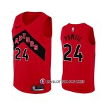 Maillot Tornto Raptors Norman Powell Icon 2020-21 Rouge