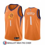Maillot Phoenix Suns Devin Booker Statement 2019-20 Orange