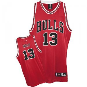 Maillot Chicago Bulls Noah #13 Rouge