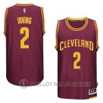 Maillot Authentique Cleveland Cavaliers Rouge