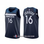 Maillot Minnesota Timberwolves James Johnson Icon Noir