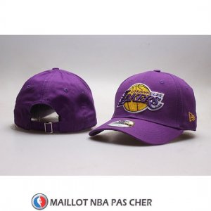 Casquette Los Angeles Lakers 9TWENTY Adjustable Volet