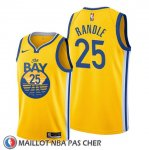 Maillot Golden State Warriors Chasson Randle Statement 2020 Jaune
