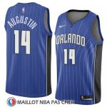 Maillot Orlando Magic D.j. Augustin No 14 Icon 2018 Bleu