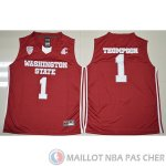 Maillot NCAA Klay Thompson Rouge