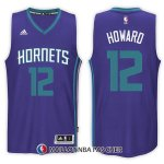 Maillot Charlotte Hornets Dwight Howard Road 12 2017-18 Volet