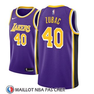 Maillot Los Angeles Lakers Ivica Zubac Statement 2018-19 Volet