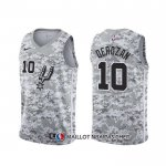 Maillot San Antonio Spurs Demar Derozan Earned Camuflaje