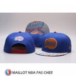 Casquette Los Angeles Clippers Snapback Bleu
