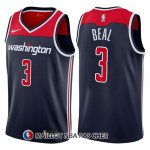 Maillot Washington Wizards Bradley Beal Statement 2017-18 3 Bleu