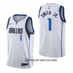 Maillot Dallas Mavericks Dennis Smith Jr. Association Blanc