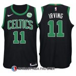 Maillot Enfant Boston Celtics Kyrie Irving Statement 2017-18 11 Noir
