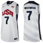 Maillot de Westbrook USA NBA 2012