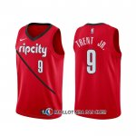 Maillot Portland Trail Blazers Gary Trent Jr. Earned Rouge