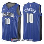 Maillot Orlando Magic Evan Fournier Icon 10 2017-18 Bleu