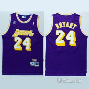 Maillot Violet Bryant Los Angeles Lakers Revolution 30