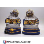 Bonnet Golden State Warriors Gris Bleu