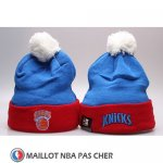 Bonnet New York Knicks Bleu Rouge