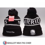 Bonnet Golden State Warriors Noir Blanc