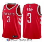 Maillot Enfant Houston Rockets Chris Paul Icon 2017-18 3 Rouge