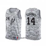 Maillot San Antonio Spurs Drew Eubanks Earned Camuflaje