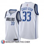 Maillot Dallas Mavericks Willie Cauley Stein Association 2020 Blanc