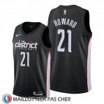 Maillot Washington Wizards Dwight Howard Ville Edition Noir