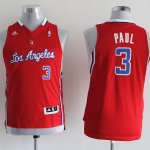 Maillot Enfant de Rouge Paul Los Angeles Clippers Revolution 30
