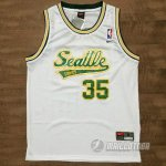Maillot Blanc Durant Seattle Supersonics Revolution 30
