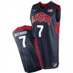 Maillot de Westbrook USA NBA 2012 Noir