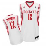 Maillot Blanc Howard Houston Rockets Revolution 30
