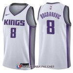 Maillot Sacramento Kings Bogdan Bogdanovic Association 8 2017-18 Blanc