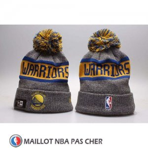Bonnet Golden State Warriors Jaune Gris