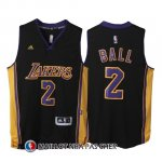 Maillot Los Angeles Lakers Ball 2 Noir