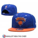 Casquette New York Knicks 9FIFTY Snapback Azu Orange