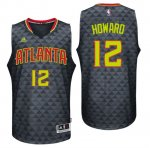 Maillot Hawks Howard 12 Noir