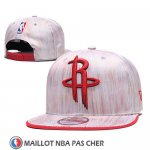 Casquette Houston Rockets Snapback Rosa