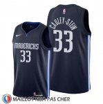 Maillot Dallas Mavericks Willie Cauley Stein Statement 2020 Bleu