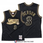 Maillot Philadelphia 76ers Allen Iverson 2020 Chinese New Year Throwback Noir