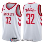 Maillot Houston Rockets Brandan Wright Association 32 2017-18 Blanc