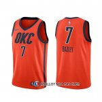 Maillot Oklahoma City Thunder Darius Bazley Earned Orange