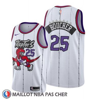 Maillot Tornto Raptors Fred VanVleet Classic Edition 2019-20 Blanc