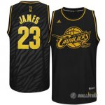 Maillot James #23 Noir