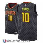 Maillot Atlanta Hawks Jaylen Adams No 10 Icon 2018 Noir