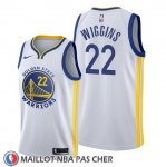 Maillot Golden State Warriors Andrew Wiggins Association 2019-20 Blanc