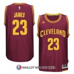 Maillot Enfant James Cleveland Cavaliers 23 Rouge