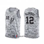 Maillot San Antonio Spurs Lamarcus Aldridge Earned Camuflaje