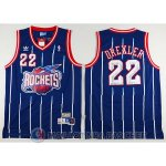 Maillot NBA Drexler Houston Rockets Bleu