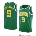 Maillot Boston Celtics Bradley Wanamaker Earned 2018-19 Vert
