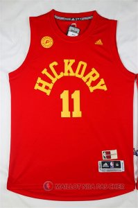 Maillot Hickory Pacers Ellis #11 Rouge